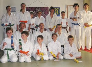 Giovani atleti del Karate-Do - Shaolin 2010